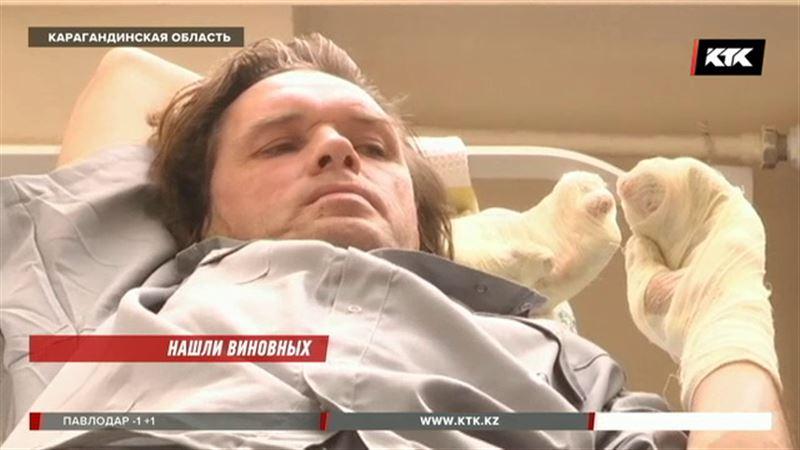 ЧП на «АрселорМиттал Темиртау» произошло из-за несоблюдения правил безопасности