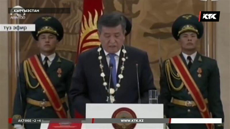 Сооронбай Жээнбеков Қырғызстандағы билікті қолына алды