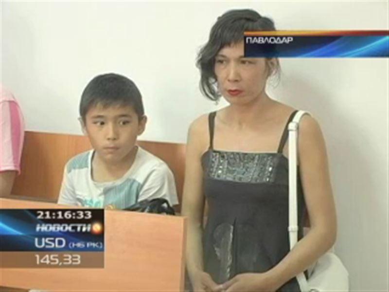 Мать третьеклассника обвиняет учительницу в том, что она избивала её сына