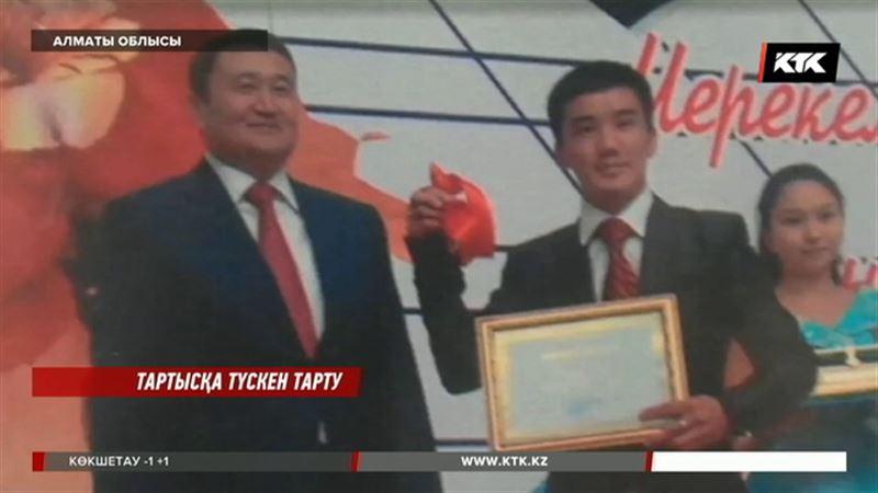 Алматы облысының  ең үздік ұстазы пәтерінен қуылып жатыр