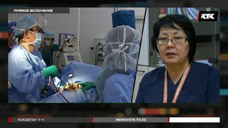 Казахстанские дети умирают, не дождавшись трансплантации – о проблеме в прямом эфире
