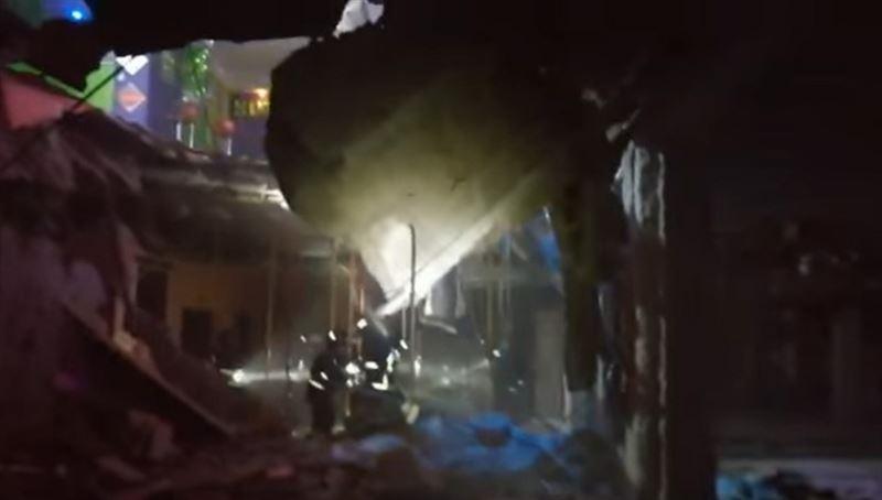 Посетители ночного гей-клуба на острове Тенерифе провалились в подвал