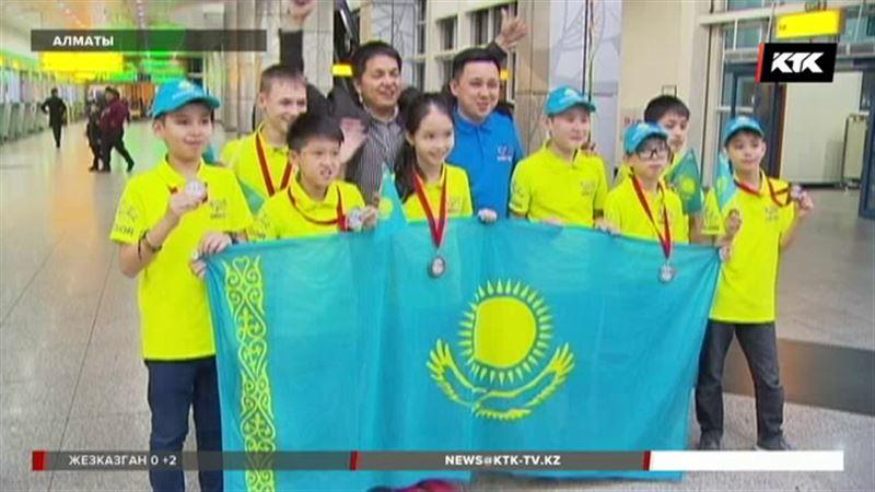 Наши взяли медали на международном чемпионате по математике
