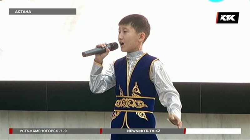 Астана начинает отмечать День первого президента