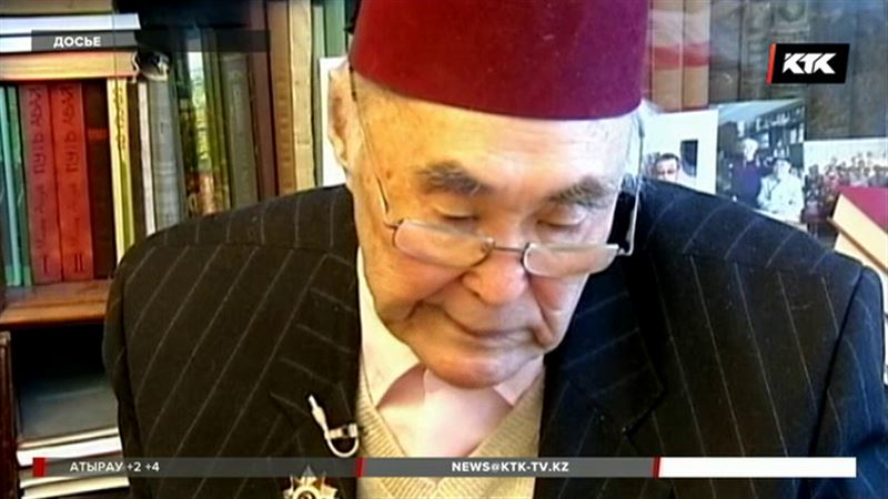 Cкончался известный писатель Музафар Алимбаев