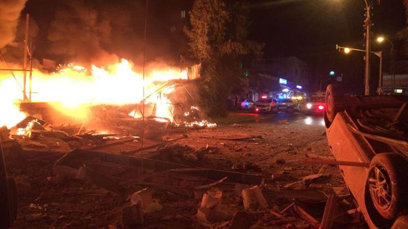 В Тель-Авиве произошел взрыв: есть жертвы