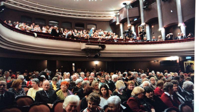 Хор Казахской национальной консерватории покорил Венгрию