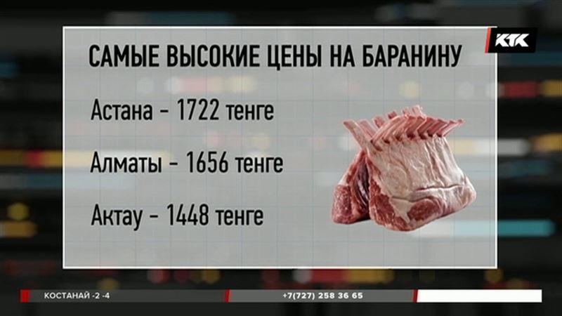 Баранина в Казахстане скоро станет деликатесом