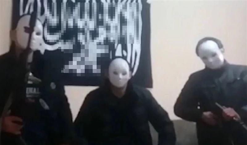В Интернете появилось видео призыва к «джихаду», записанное задержанными в Алматы