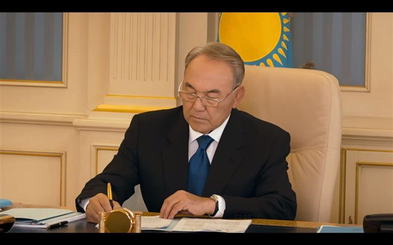 (ВИДЕО): Нұрсұлтан Назарбаевқа арналған жаңа ән шығарылды