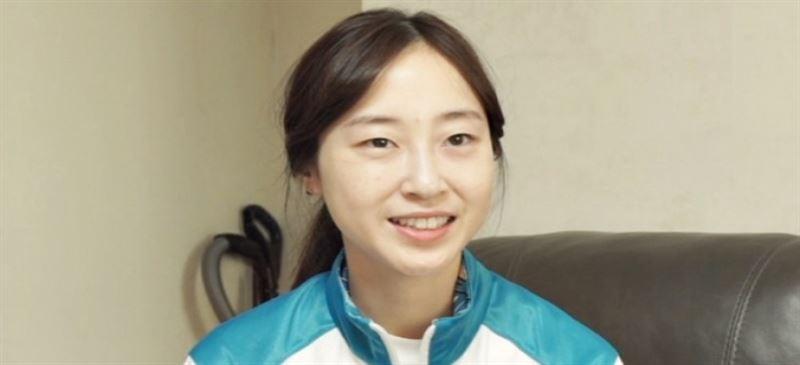 Кореялық спортшы қыз Қазақстан намысын қорғайтын болды