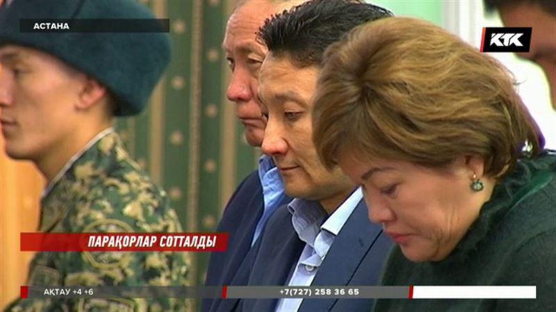 Астанада президентке костюм тіккен фирманың басшысы сотталды