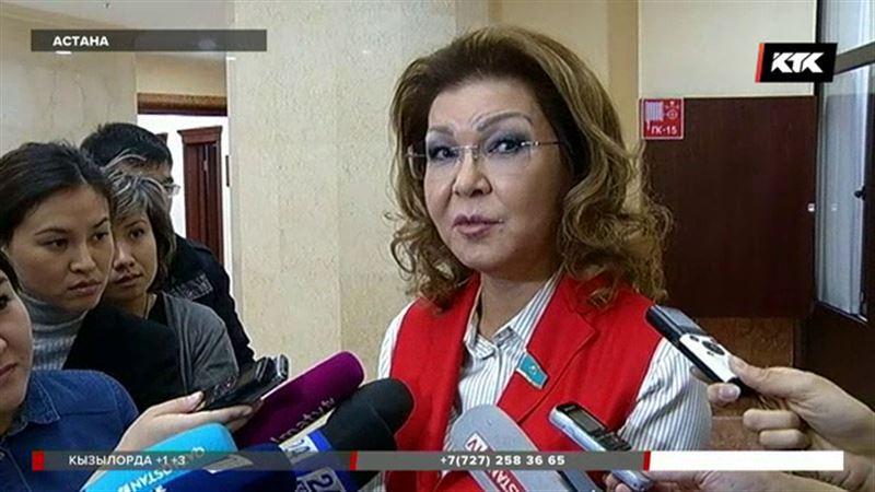 Дарига Назарбаева: «Это решение правильное»