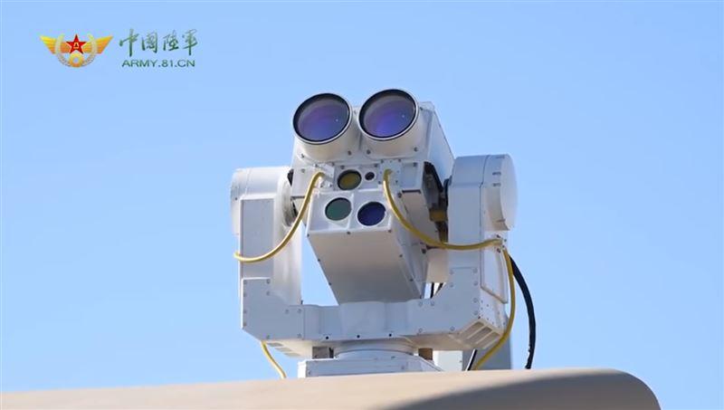 В Китае изобрели новую лазерную пушку
