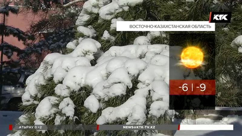 Зима запоздает: в казахстанских регионах аномально тепло