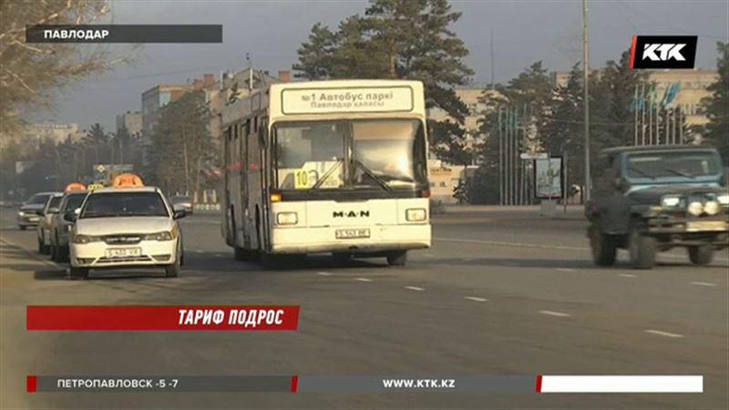 Ездить в павлодарских автобусах стало дороже