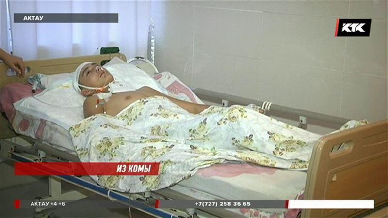 В Актау морской пехотинец, избитый сослуживцем, вышел из комы