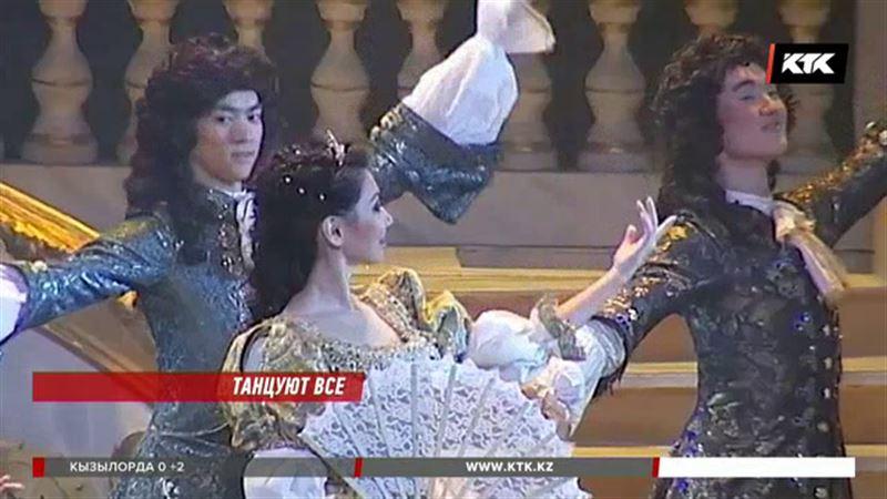 Танцуйте: казахстанские артисты балета досрочно на пенсию выходить не будут