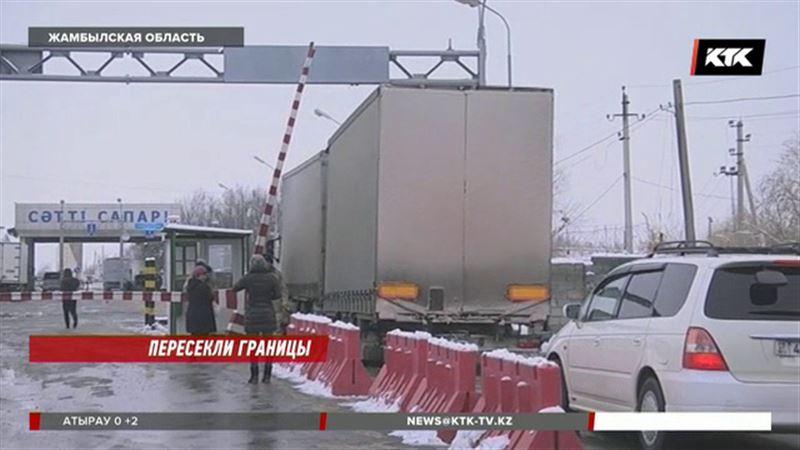 Автомобильных заторов на казахстанско-кыргызской границе не будет