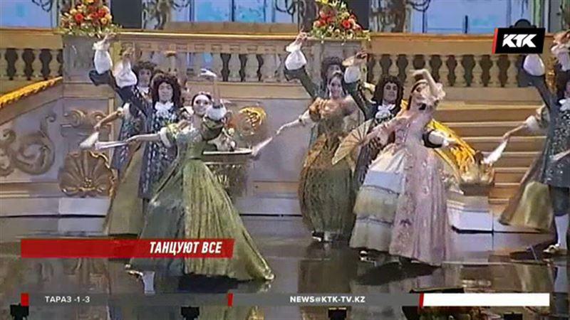 Только в Казахстане из стран СНГ балерины не выходят на пенсию досрочно