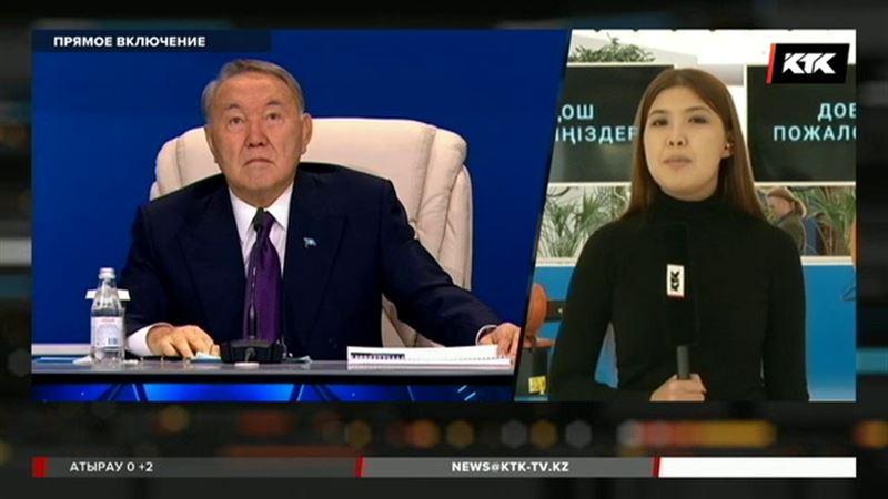 Нурсултан Назарбаев: 18 компаний удерживают 12,5 млрд. долларов за рубежом