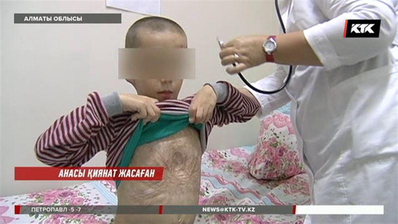 Алматы облысында  ауыр сырқатқа шалдыққан баласын емдетпеген ана жазаланды