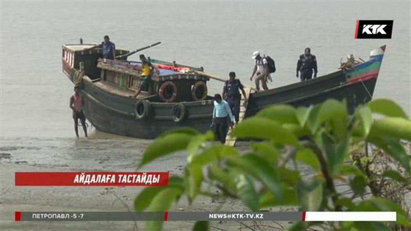 Бангладеш рохинжаларды қаңыраған аралдарға көшірмекші