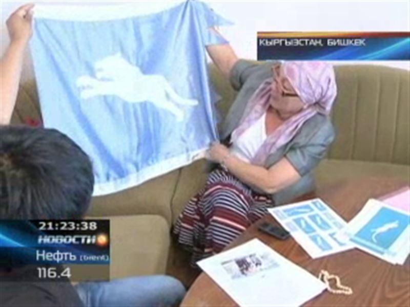 В Кыргызстане решительно настроены изменить Государственный флаг