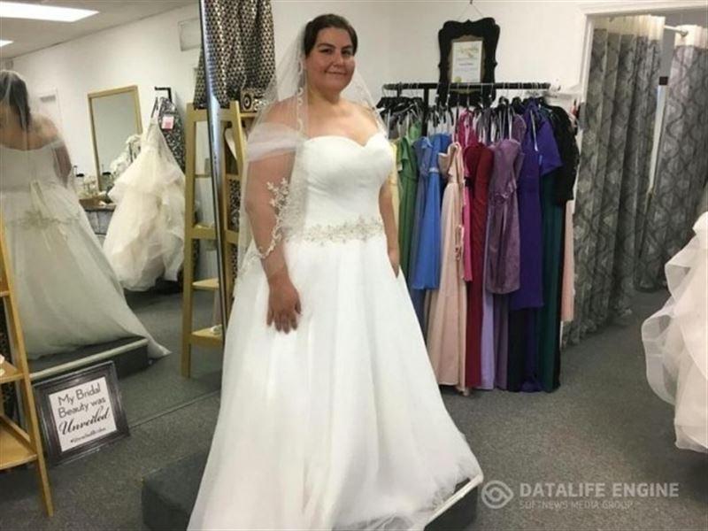 Ради идеальной свадьбы американка срезала себе 8 килограммов кожи