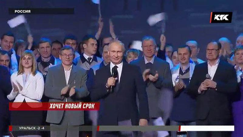 Путин готов участвовать в выборах