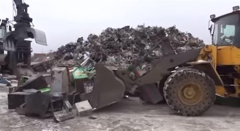 Уничтожение тысячи игровых автоматов в Подмосковье попало на видео