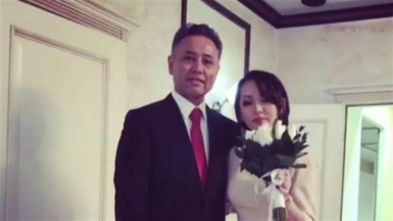Баян Есентаева стала женой бизнесмена Алагузова