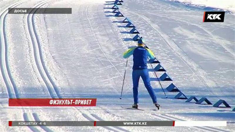 Казахстанские спортсмены поедут на Олимпиаду в Пхёнчхан