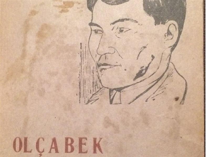 Ақын Ғали Ормановтың латын әріпімен жазылған кітабы табылды