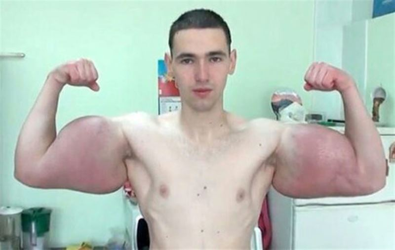 Кирилла Терёшина «Руки-базуки» пригласили сняться в порно