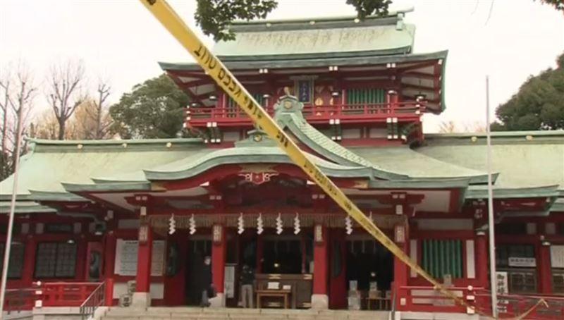 Среди жертв нападения у японского храма оказалась главная жрица