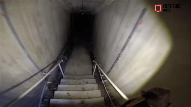 В лесах Швеции обнаружен заброшенный бункер