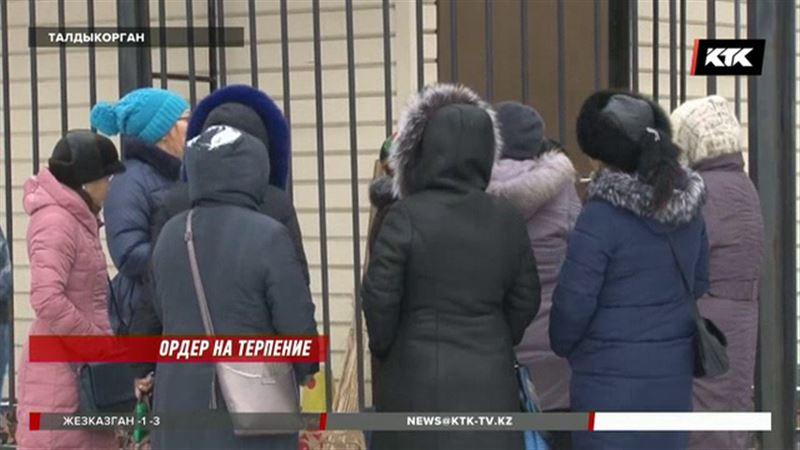 Матери-героини и сироты подозревают, что квартиры в Талдыкоргане распределяют нечестно