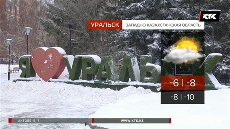 Метель, снег и гололёд…