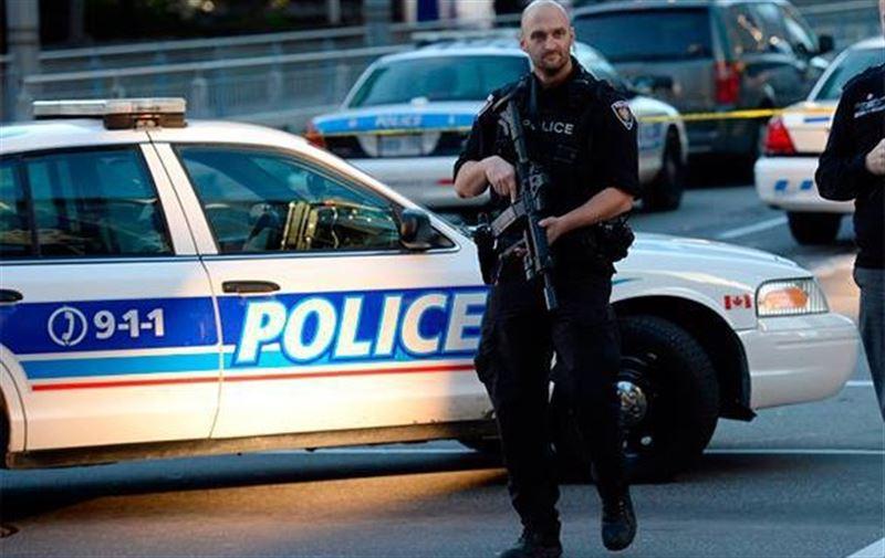 Расстрел безоружного американца полицейскими попал на видео
