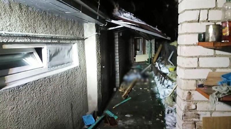 Появилось видео с места ликвидации террористов в Ставрополе