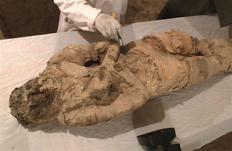 В Египте нашли две гробницы возрастом около 3,5 тысячи лет