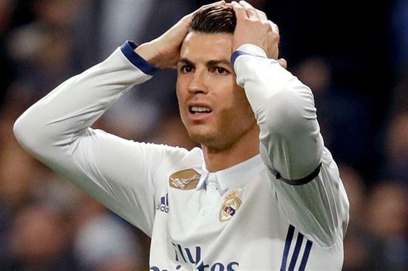 Роналду может быть оштрафован на 30 000 000 евро за неуплату налогов