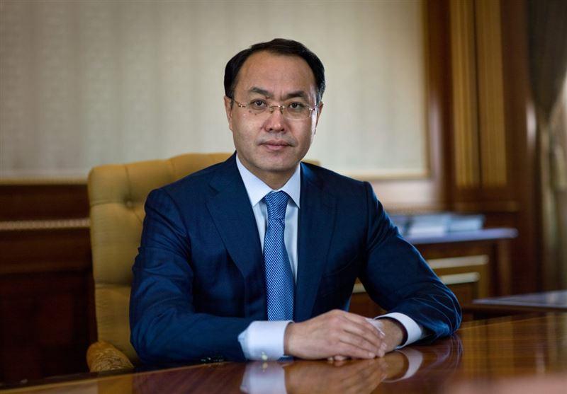Қайрат Қожамжаров Бас прокурор болып тағайындалды