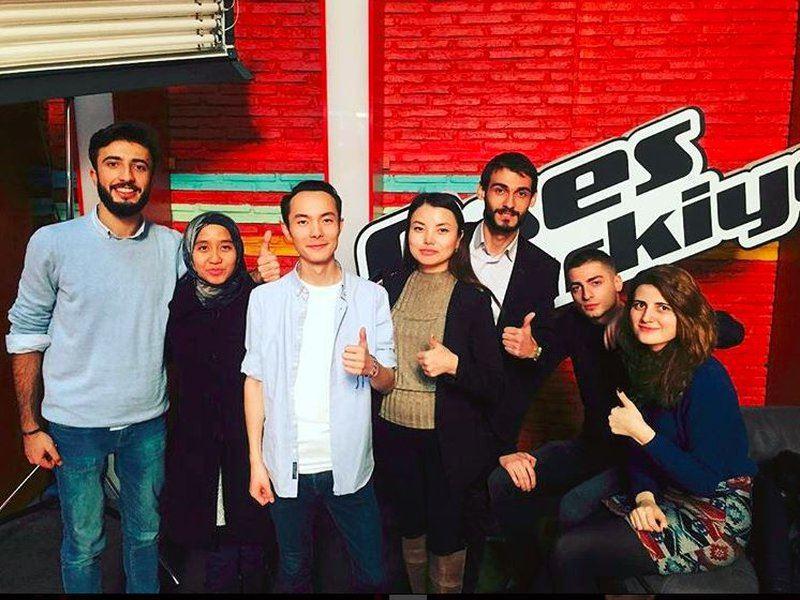 «Голос. Турция»: казахстанец покорил сердца жюри