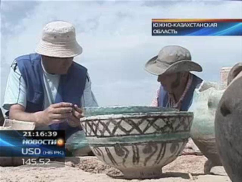 Детская находка всполошила шымкентских археологов