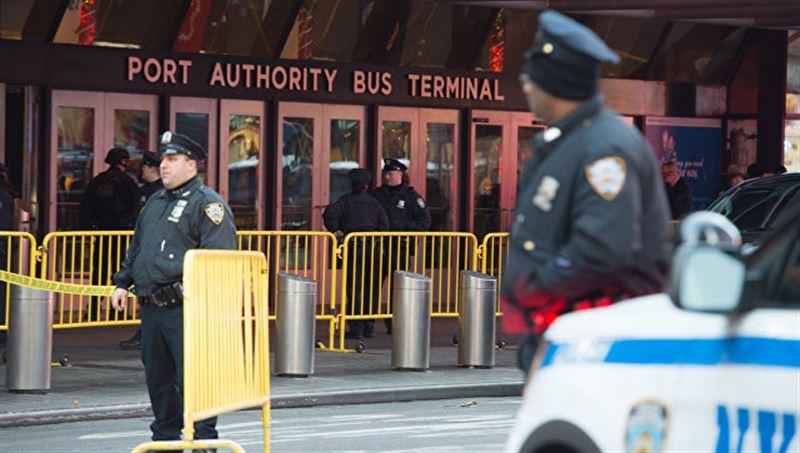 Теракт в Нью-Йорке: в центре Манхэттена взорвана самодельная бомба