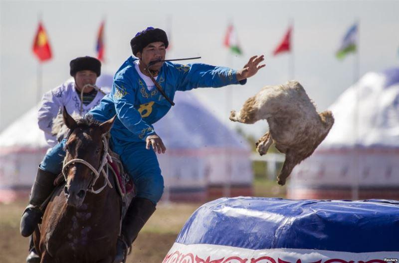 Көкпар Қырғызстан атынан ЮНЕСКО тізіміне енгізілді