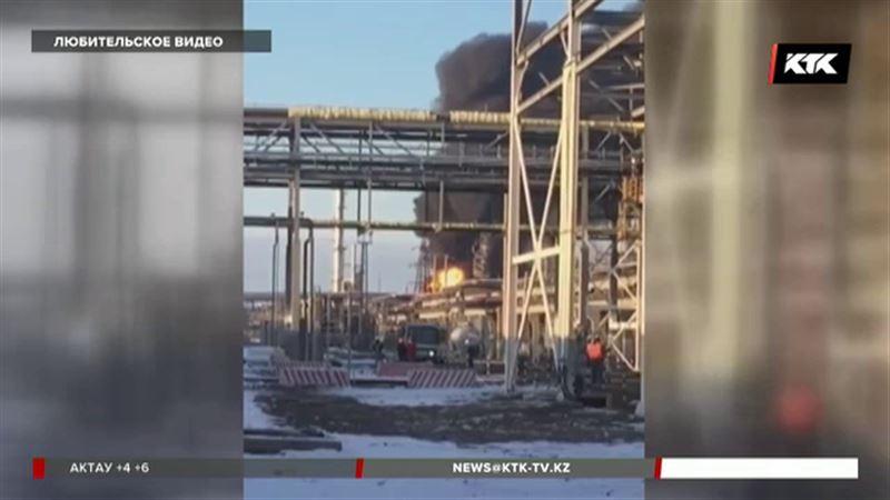 Атырауский НПЗ в два раза снизит объём переработки нефти