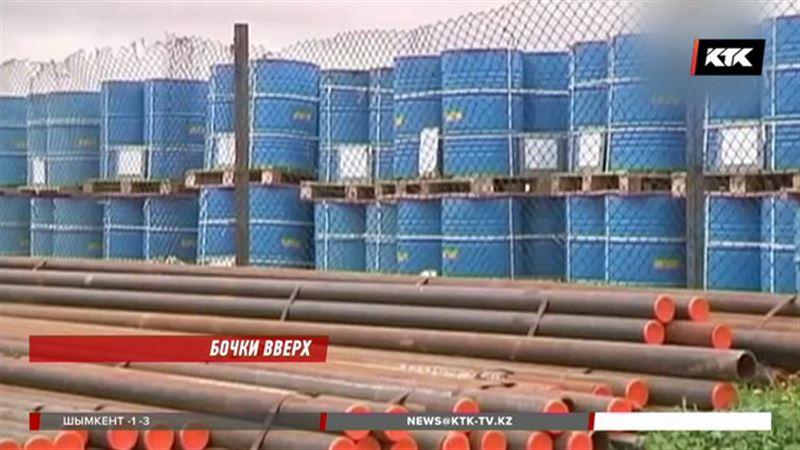 Нефть стала расти в цене